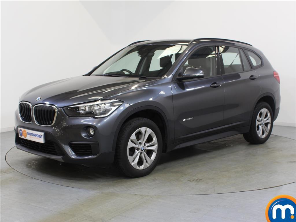 BMW X1 SE - Stock Number 1036807 Passenger side front corner
