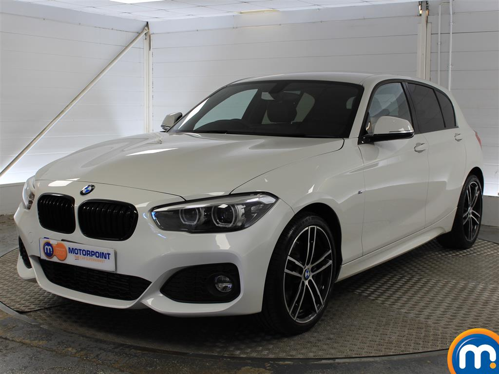 BMW 1 Series M Sport Shadow Edition - Stock Number 1048416 Passenger side front corner