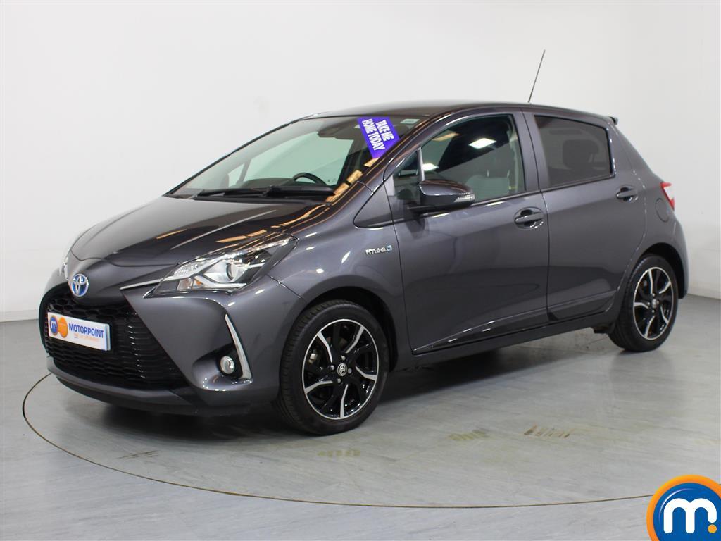 Toyota Yaris Design - Stock Number 1046822 Passenger side front corner