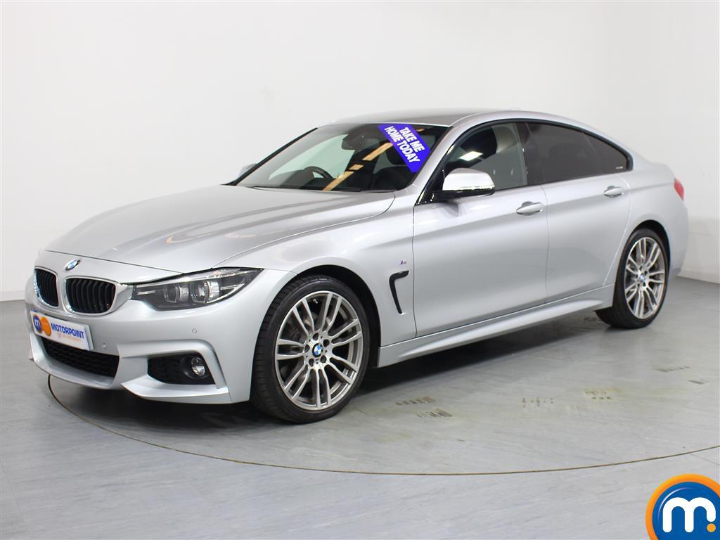 BMW 4 Series M Sport - Stock Number 1046642 Passenger side front corner
