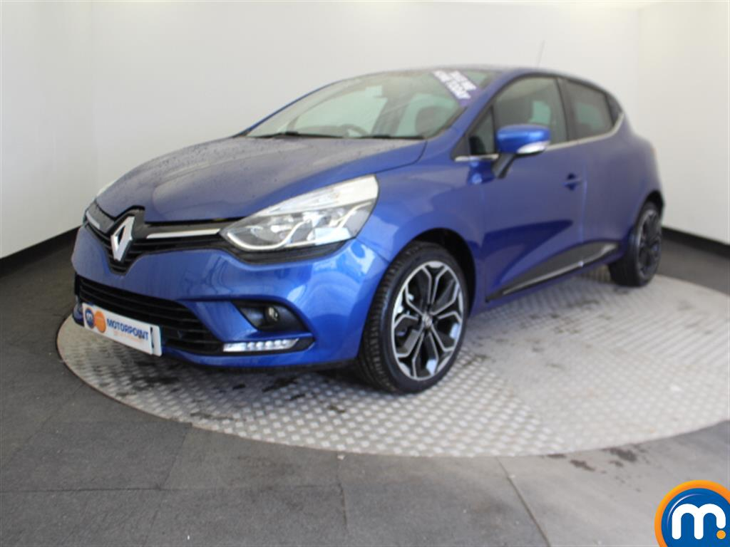 Renault Clio Iconic - Stock Number 1046753 Passenger side front corner