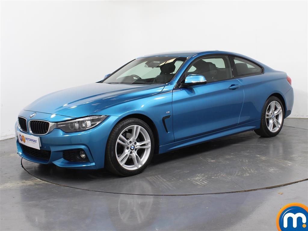 BMW 4 Series M Sport - Stock Number 1047680 Passenger side front corner