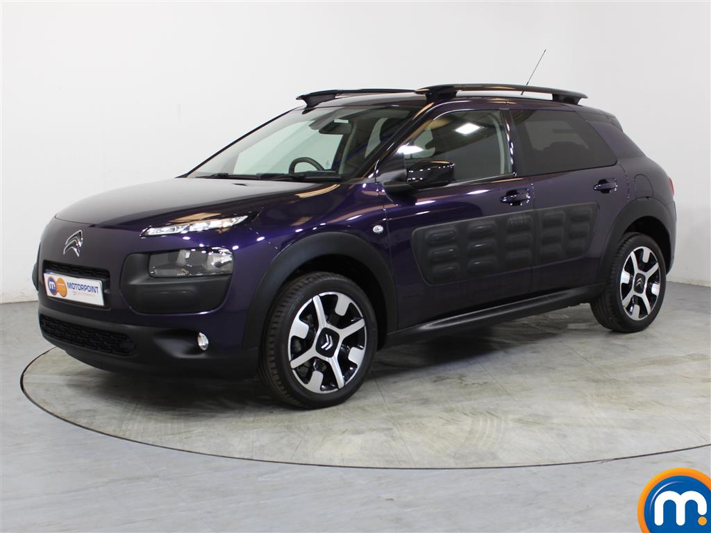Citroen C4 Cactus Flair - Stock Number 1044845 Passenger side front corner