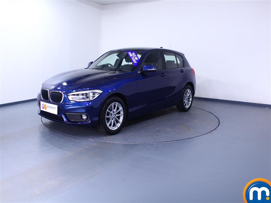 BMW 1 Series SE Business - Stock Number 1049553 Passenger side front corner
