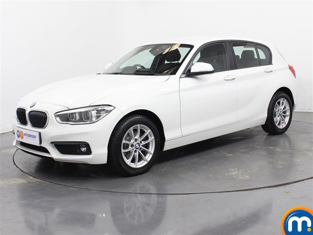 BMW 1 Series SE Business - Stock Number 1048709 Passenger side front corner