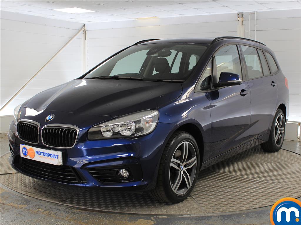 BMW 2 Series Sport - Stock Number 1046948 Passenger side front corner