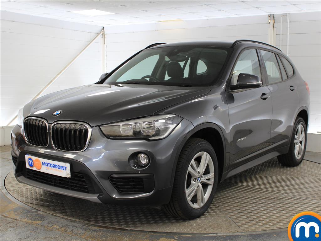 BMW X1 SE - Stock Number 1047269 Passenger side front corner