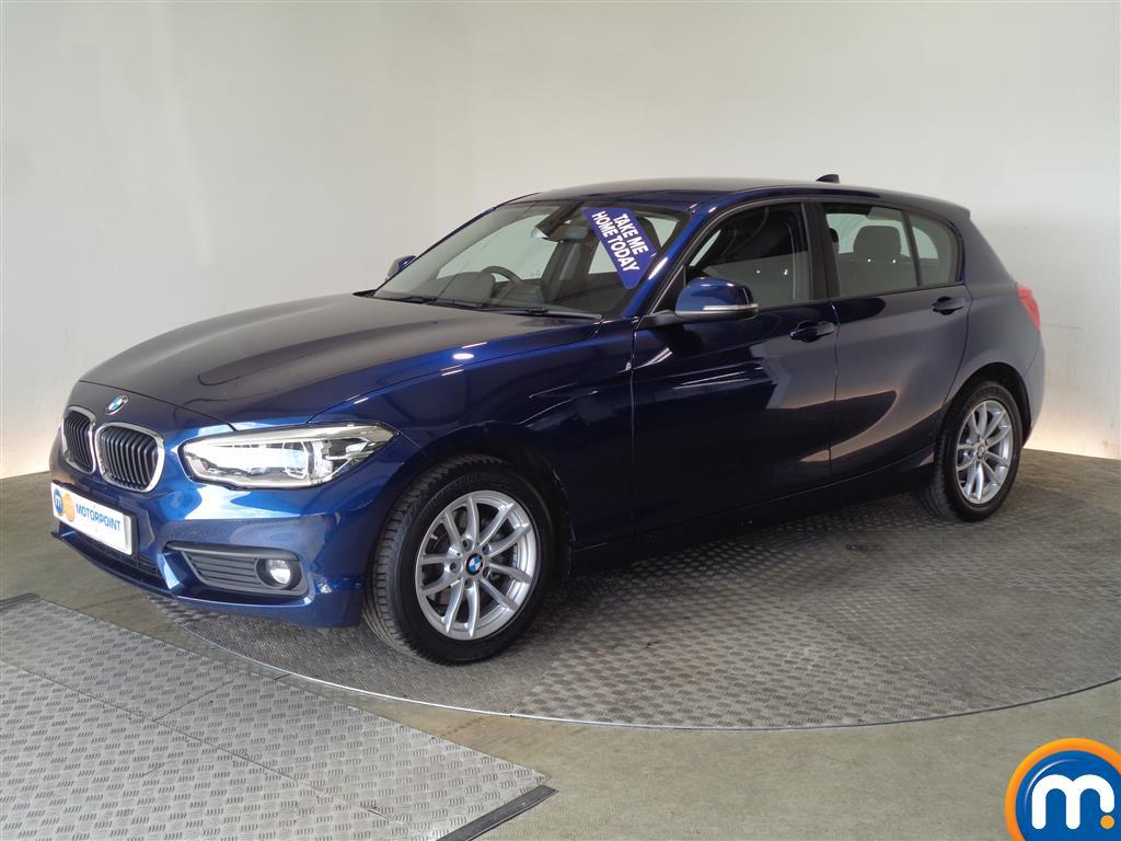 BMW 1 Series SE Business - Stock Number 1048167 Passenger side front corner
