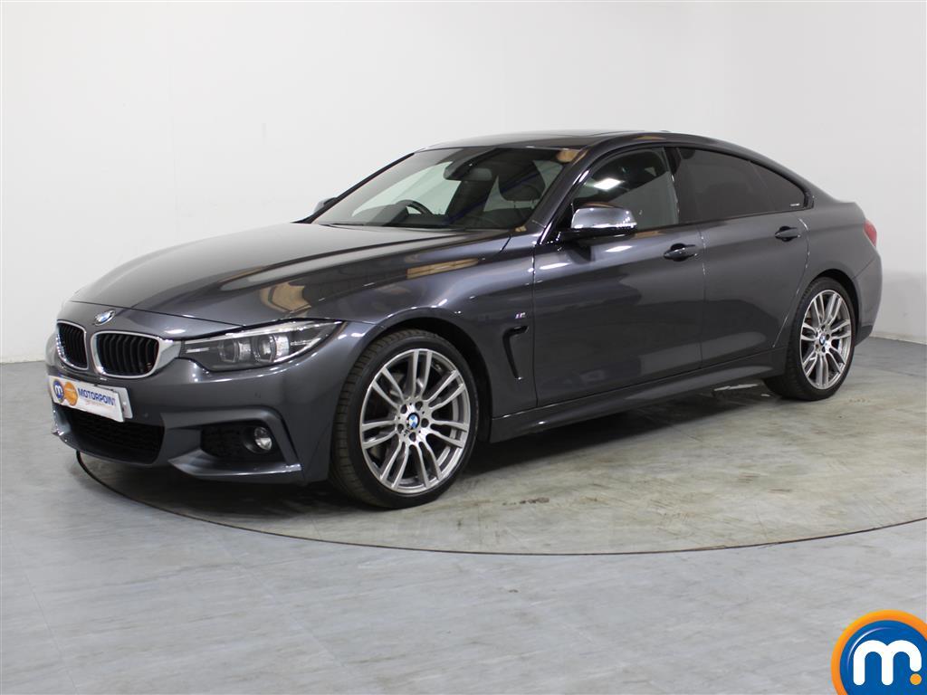BMW 4 Series M Sport - Stock Number 1044695 Passenger side front corner