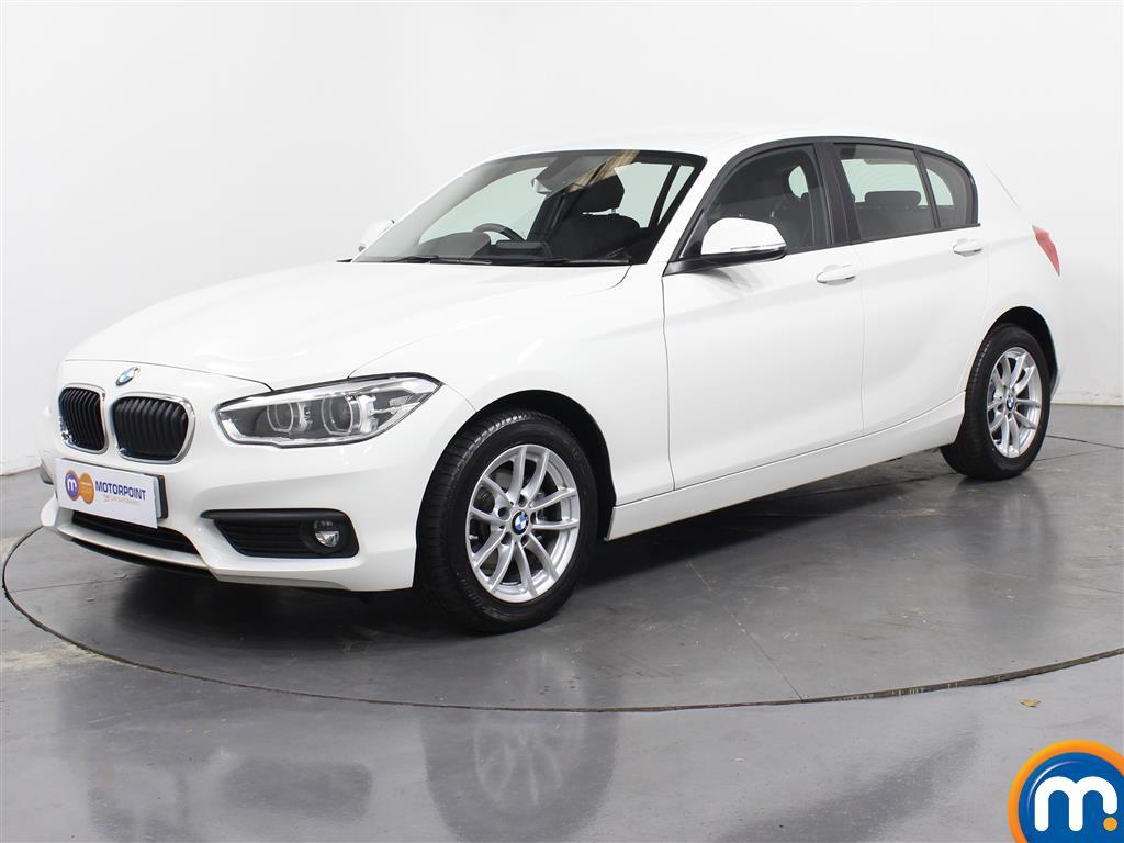 BMW 1 Series SE Business - Stock Number 1048737 Passenger side front corner