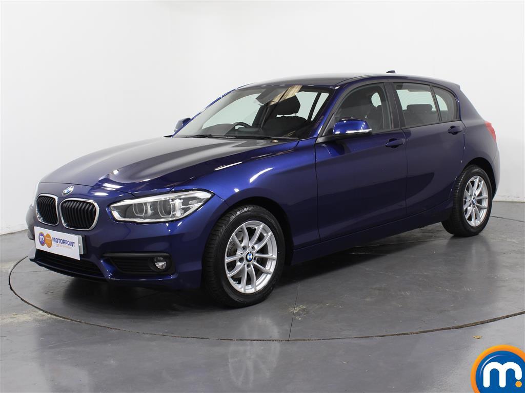 BMW 1 Series SE Business - Stock Number 1049567 Passenger side front corner