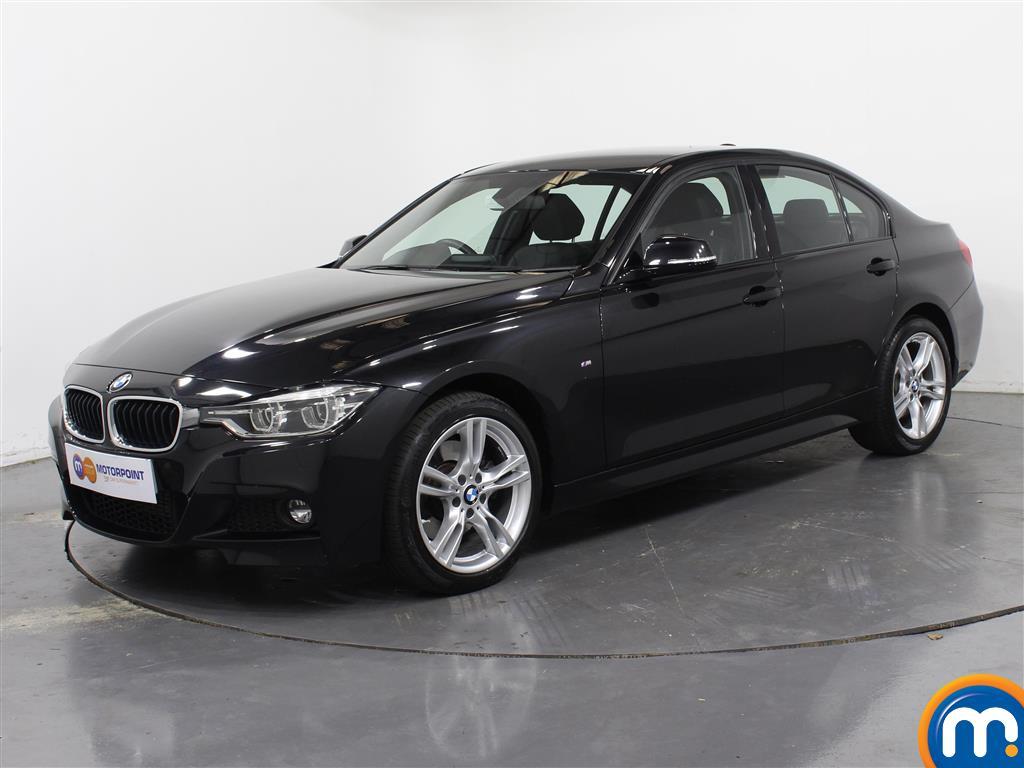 BMW 3 Series M Sport - Stock Number 1048223 Passenger side front corner