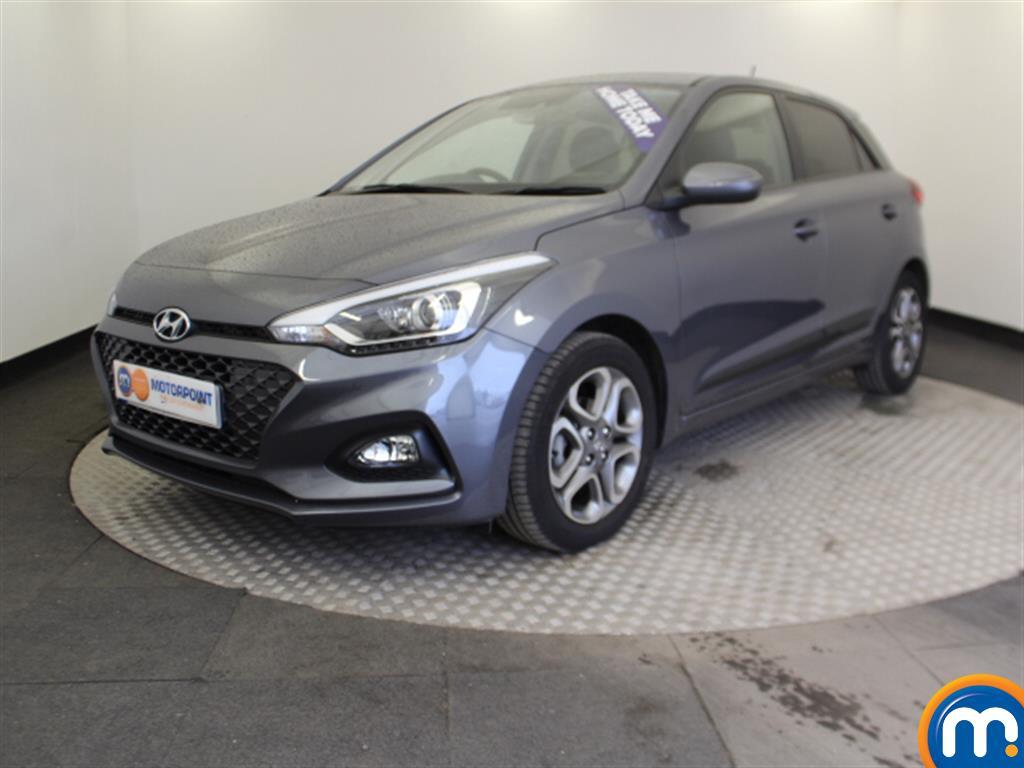 Hyundai I20 Premium Nav - Stock Number 1045640 Passenger side front corner