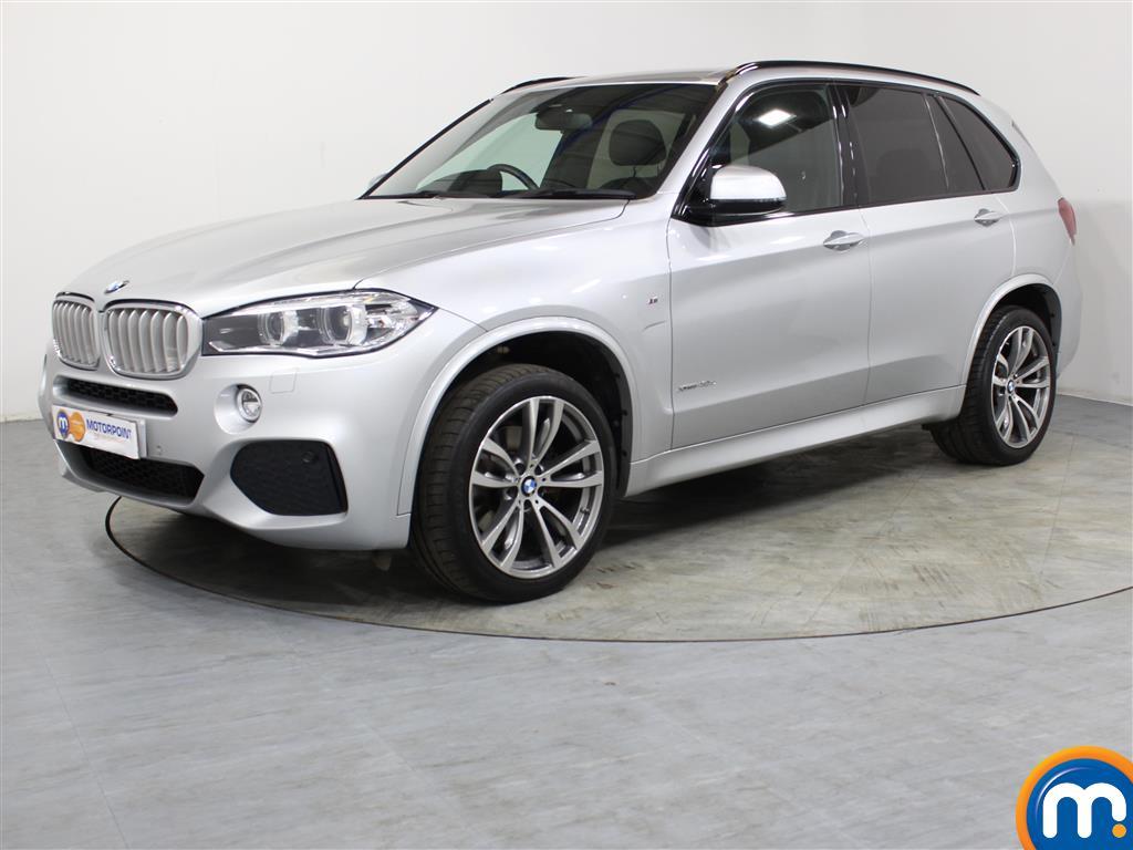 BMW X5 M Sport - Stock Number 1039147 Passenger side front corner