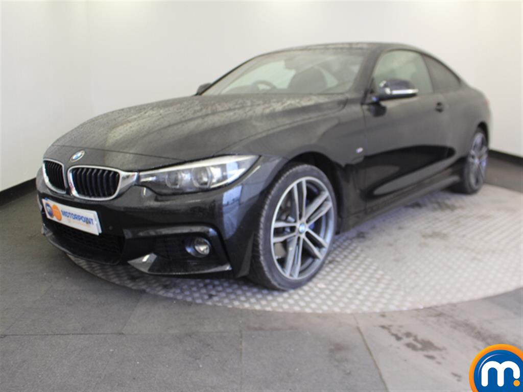 BMW 4 Series M Sport - Stock Number 1049546 Passenger side front corner