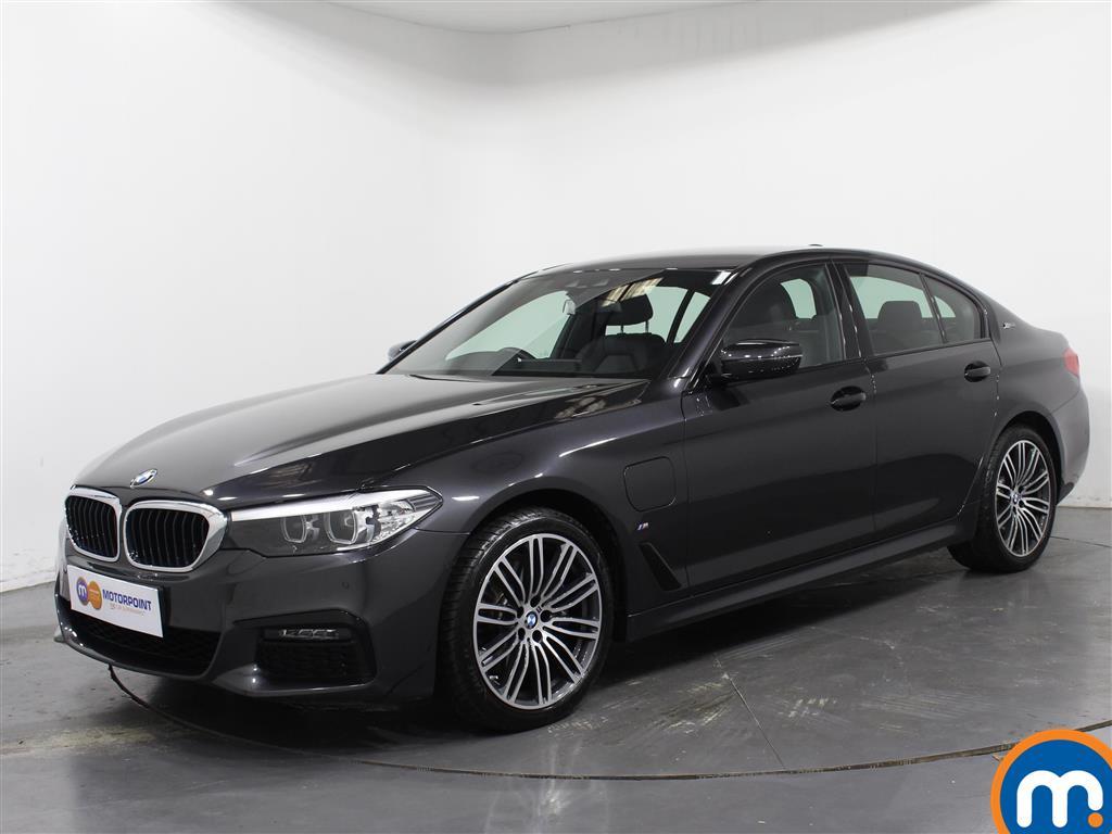 BMW 5 Series M Sport - Stock Number 1047283 Passenger side front corner