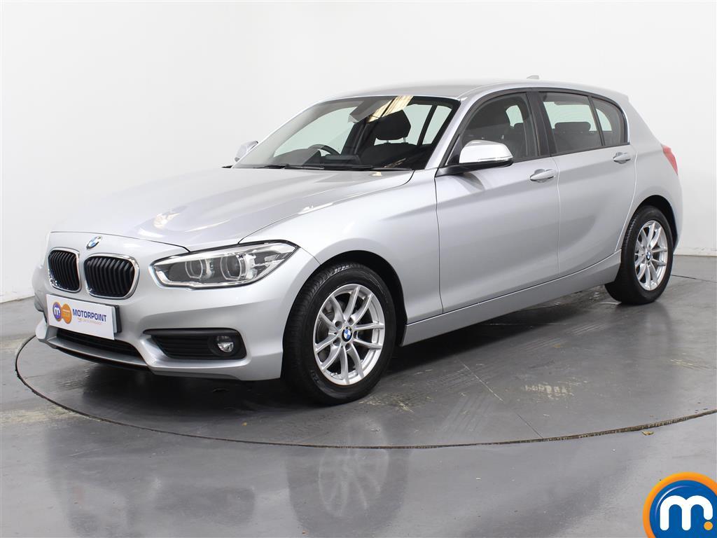 BMW 1 Series SE Business - Stock Number 1049456 Passenger side front corner
