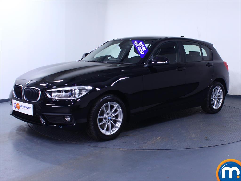 BMW 1 Series SE Business - Stock Number 1048708 Passenger side front corner