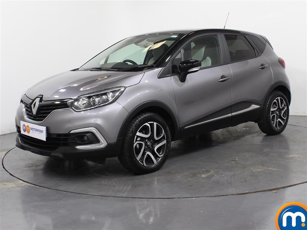 Renault Captur Iconic - Stock Number 1043114 Passenger side front corner