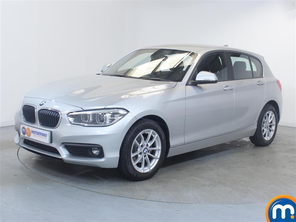 BMW 1 Series SE Business - Stock Number 1049440 Passenger side front corner