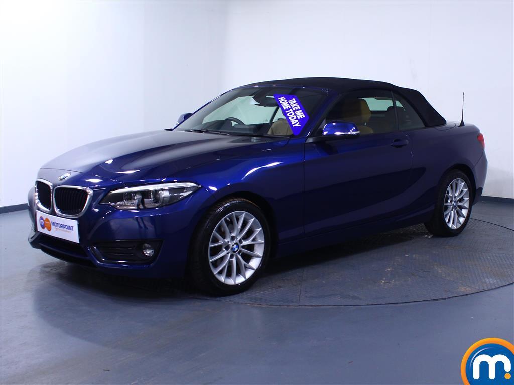 BMW 2 Series SE - Stock Number 1047615 Passenger side front corner