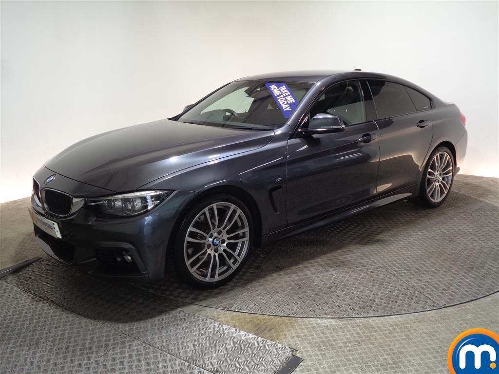 BMW 4 Series M Sport - Stock Number 1049029 Passenger side front corner