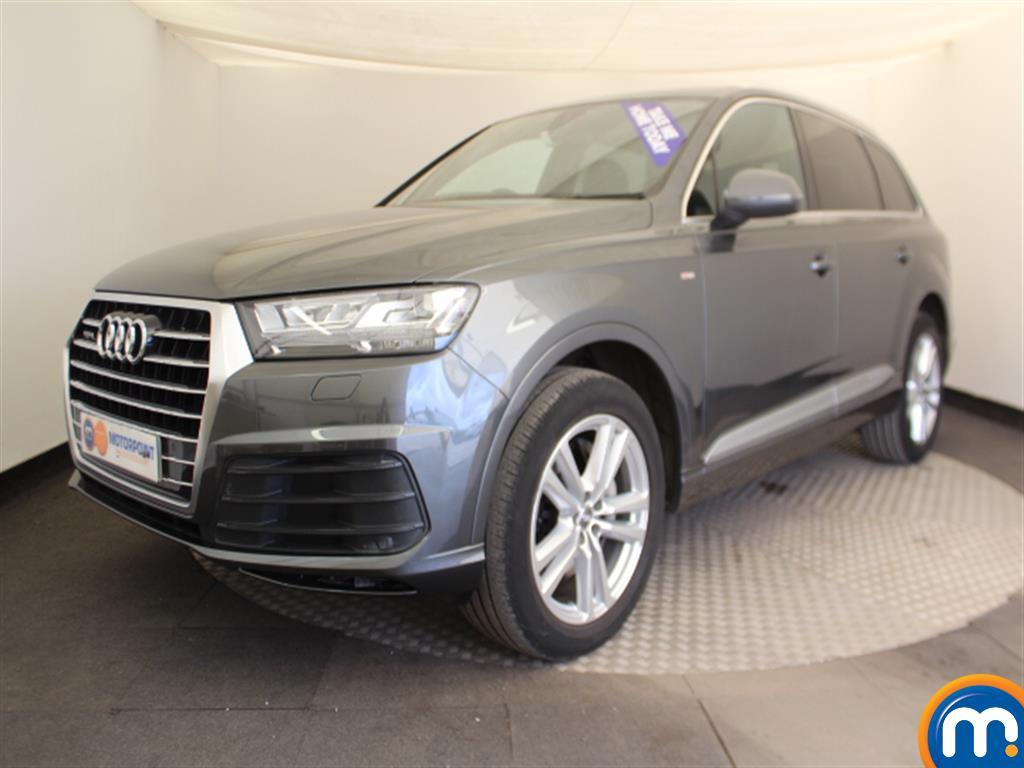 Audi Q7 S Line - Stock Number 1047738 Passenger side front corner