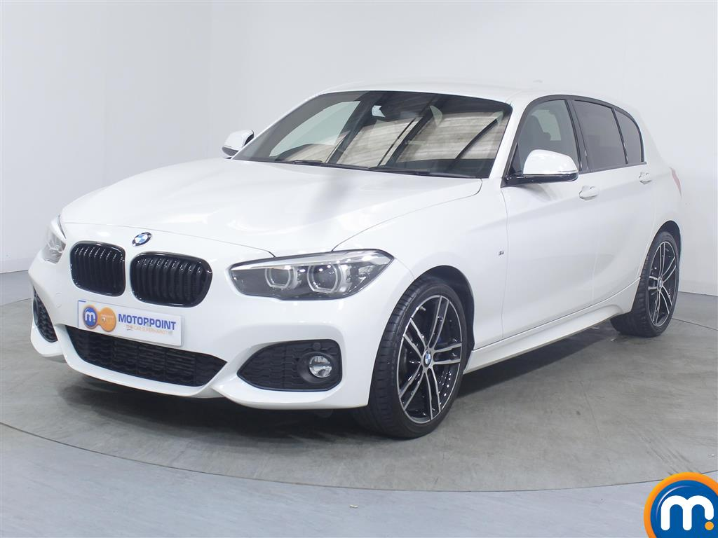 BMW 1 Series M Sport Shadow Edition - Stock Number 1048405 Passenger side front corner