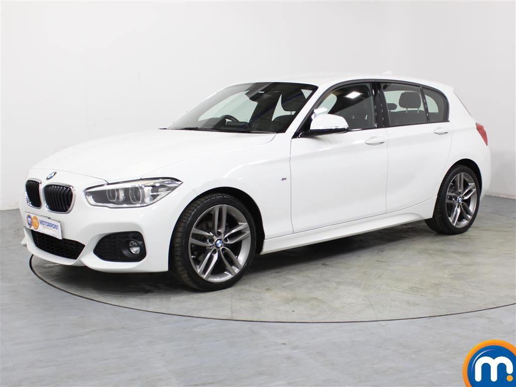 BMW 1 Series M Sport - Stock Number 1050029 Passenger side front corner