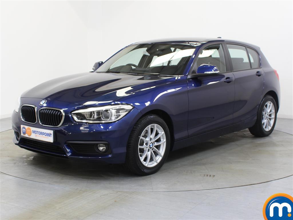 BMW 1 Series SE Business - Stock Number 1049550 Passenger side front corner
