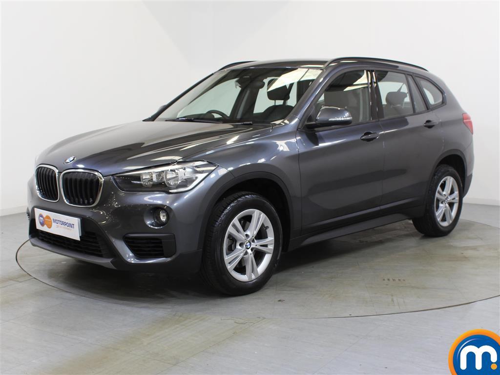 BMW X1 SE - Stock Number 1049315 Passenger side front corner