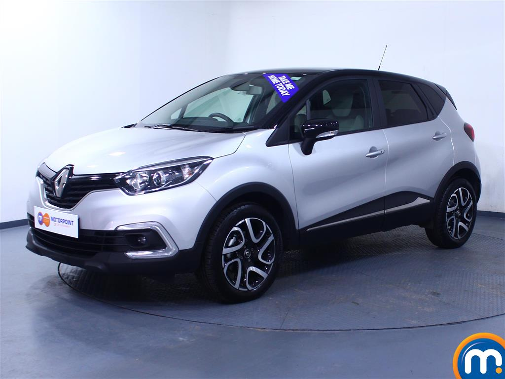 Renault Captur Iconic - Stock Number 1046345 Passenger side front corner