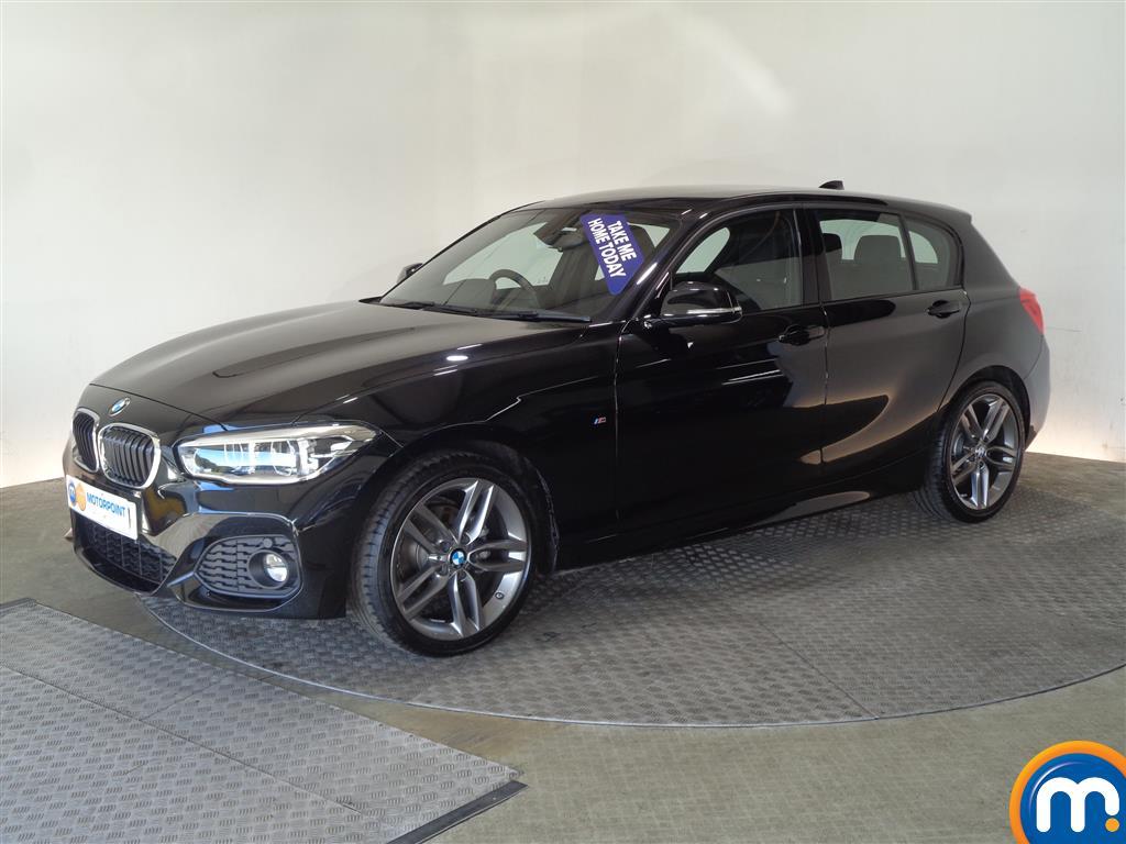 BMW 1 Series M Sport - Stock Number 1050048 Passenger side front corner