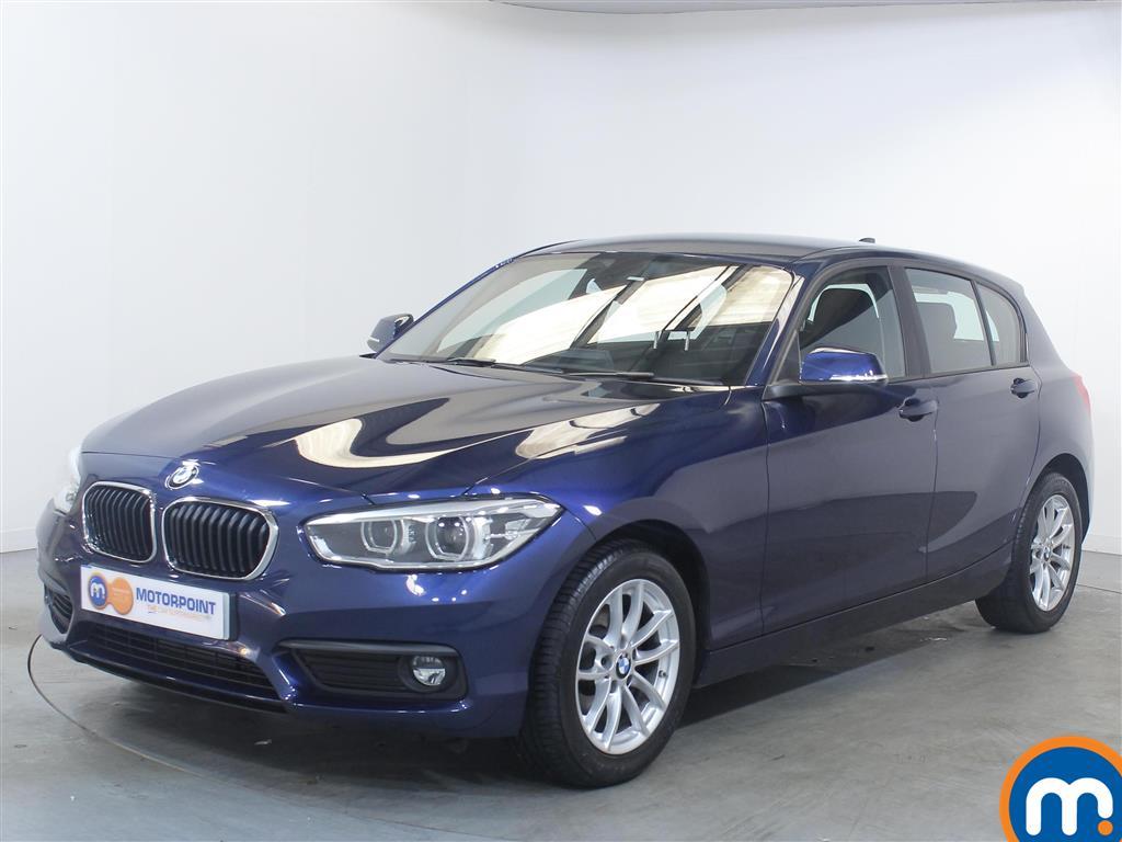 BMW 1 Series SE Business - Stock Number 1048162 Passenger side front corner