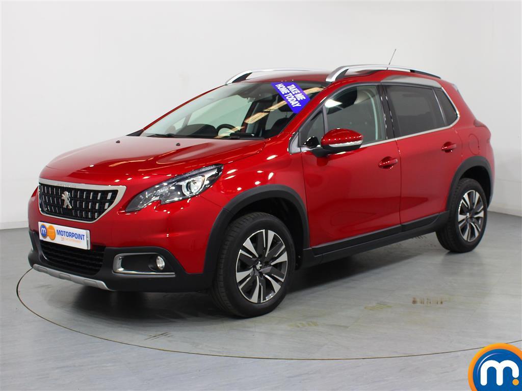 Peugeot 2008 Allure - Stock Number 1046983 Passenger side front corner