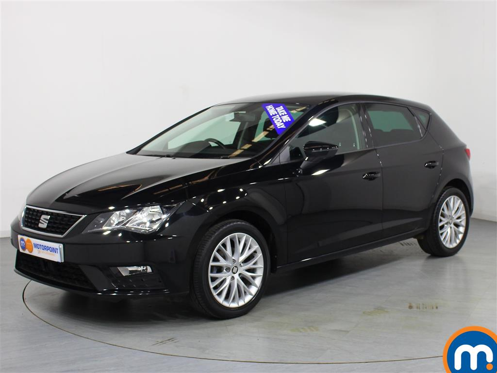 Seat Leon SE Dynamic Technology - Stock Number 1047711 Passenger side front corner