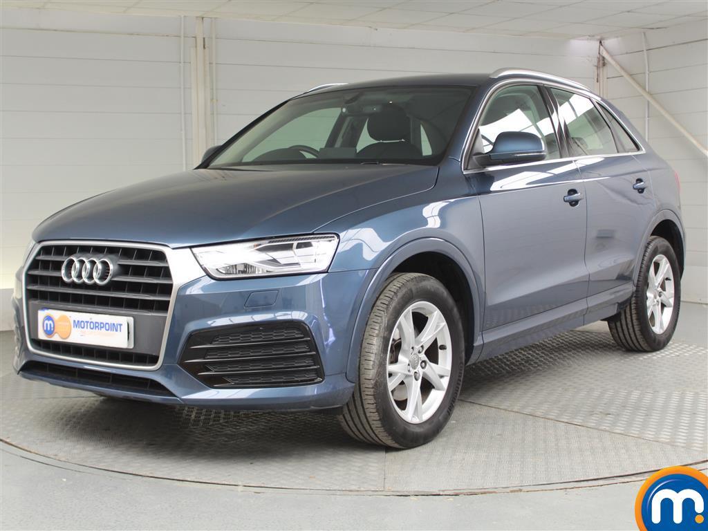 Audi Q3 Sport - Stock Number 1048821 Passenger side front corner
