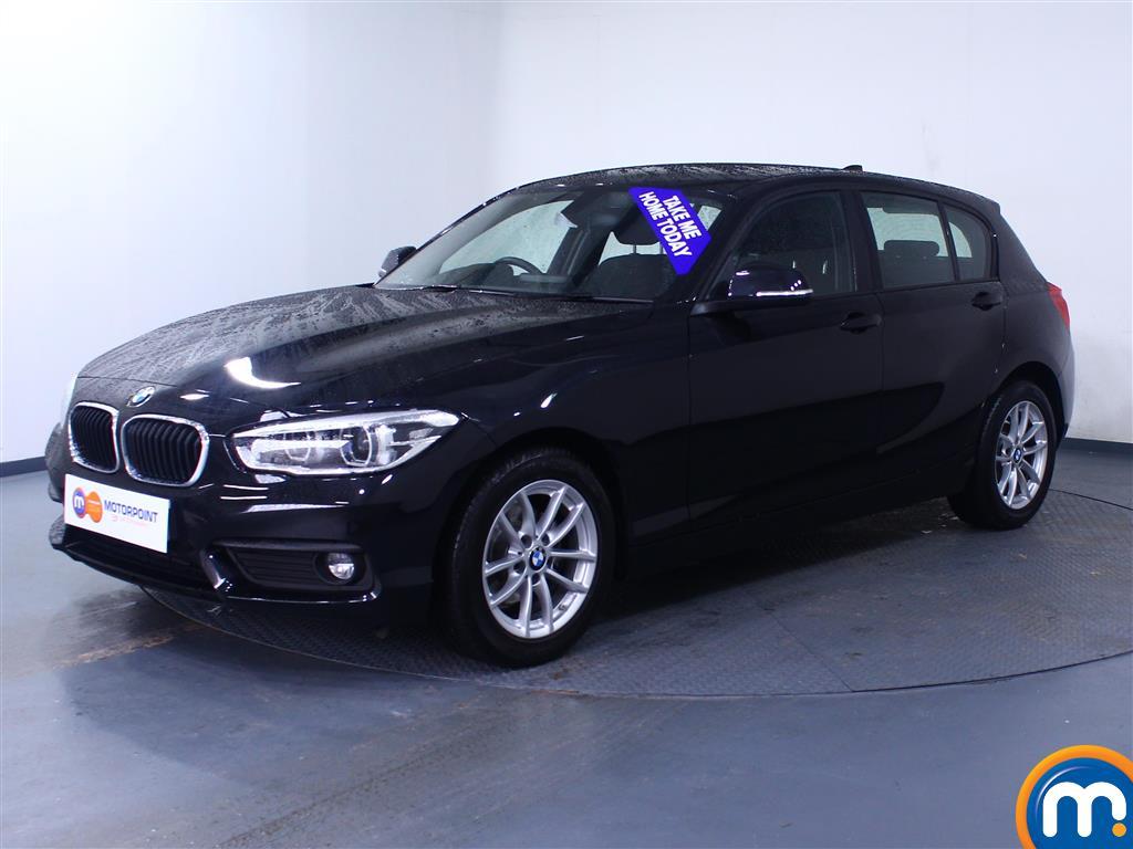 BMW 1 Series SE Business - Stock Number 1049406 Passenger side front corner