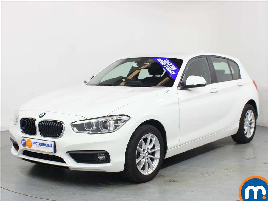 BMW 1 Series SE Business - Stock Number 1048735 Passenger side front corner