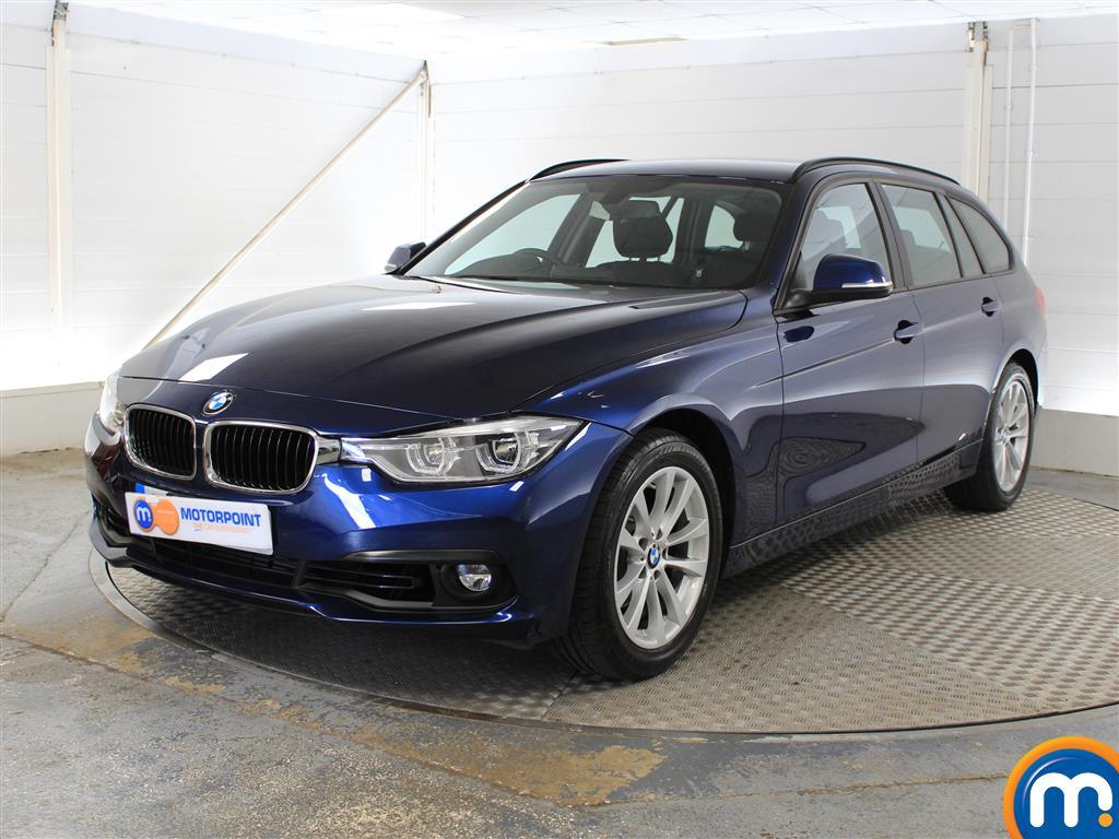 BMW 3 Series SE - Stock Number 1049974 Passenger side front corner