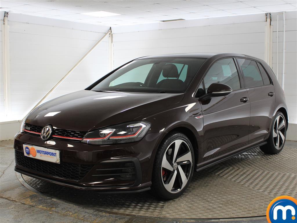Volkswagen Golf GTI - Stock Number 1044860 Passenger side front corner