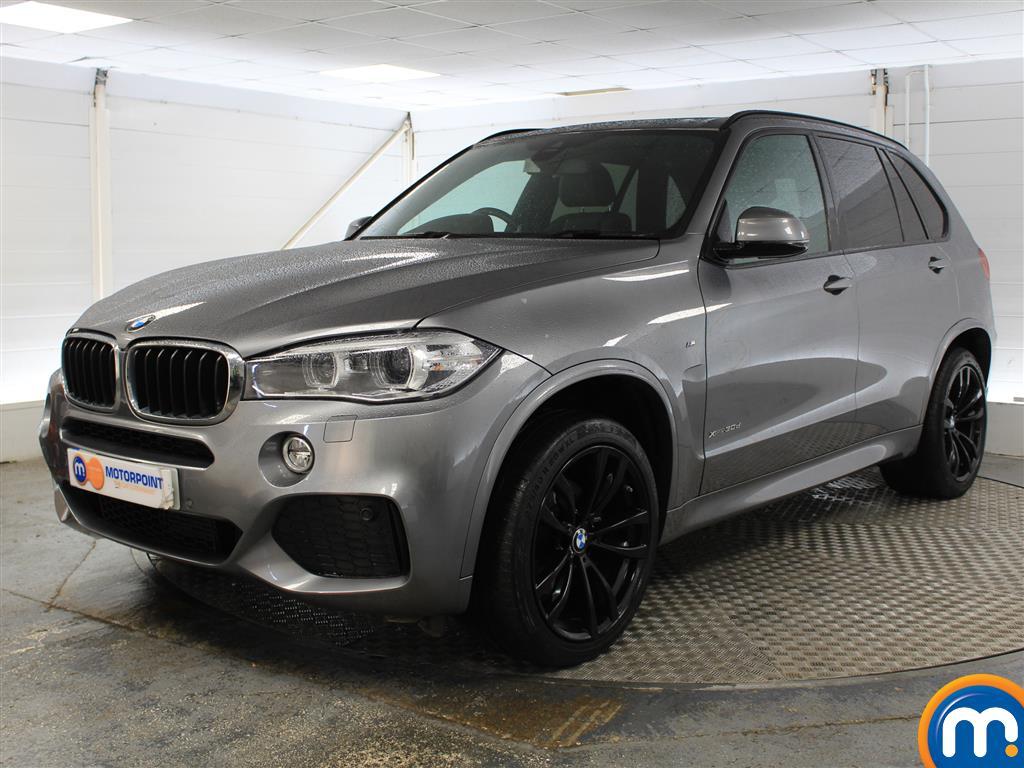 BMW X5 M Sport - Stock Number 1048814 Passenger side front corner