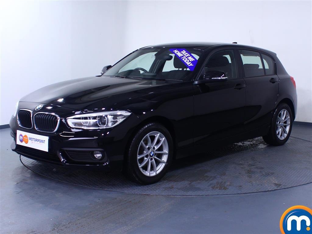 BMW 1 Series SE Business - Stock Number 1048723 Passenger side front corner