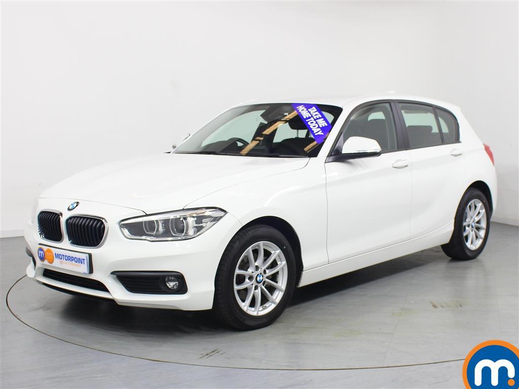 BMW 1 Series SE Business - Stock Number 1049382 Passenger side front corner