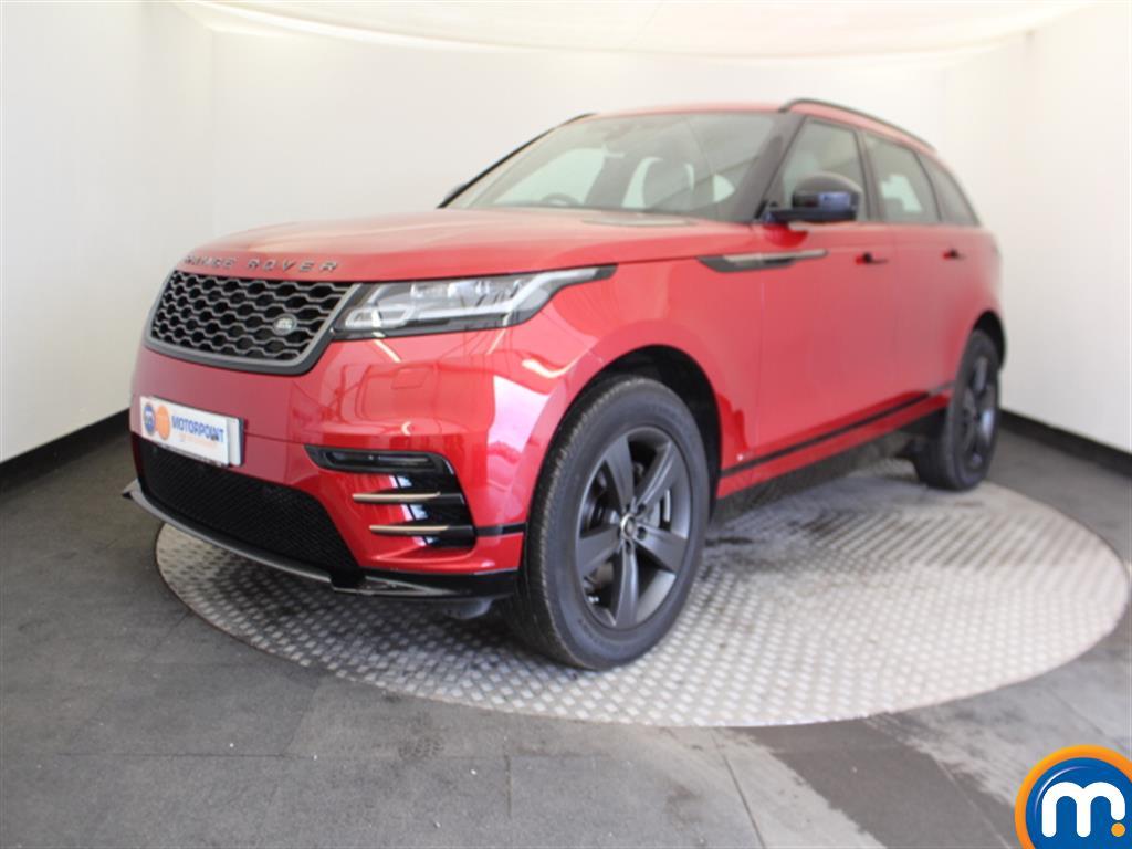 Land Rover Range Rover Velar R-Dynamic S - Stock Number 1049588 Passenger side front corner