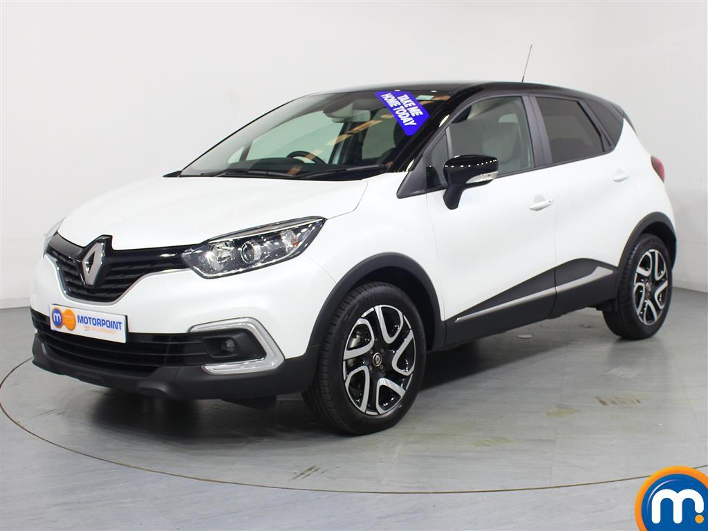 Renault Captur Iconic - Stock Number 1043098 Passenger side front corner