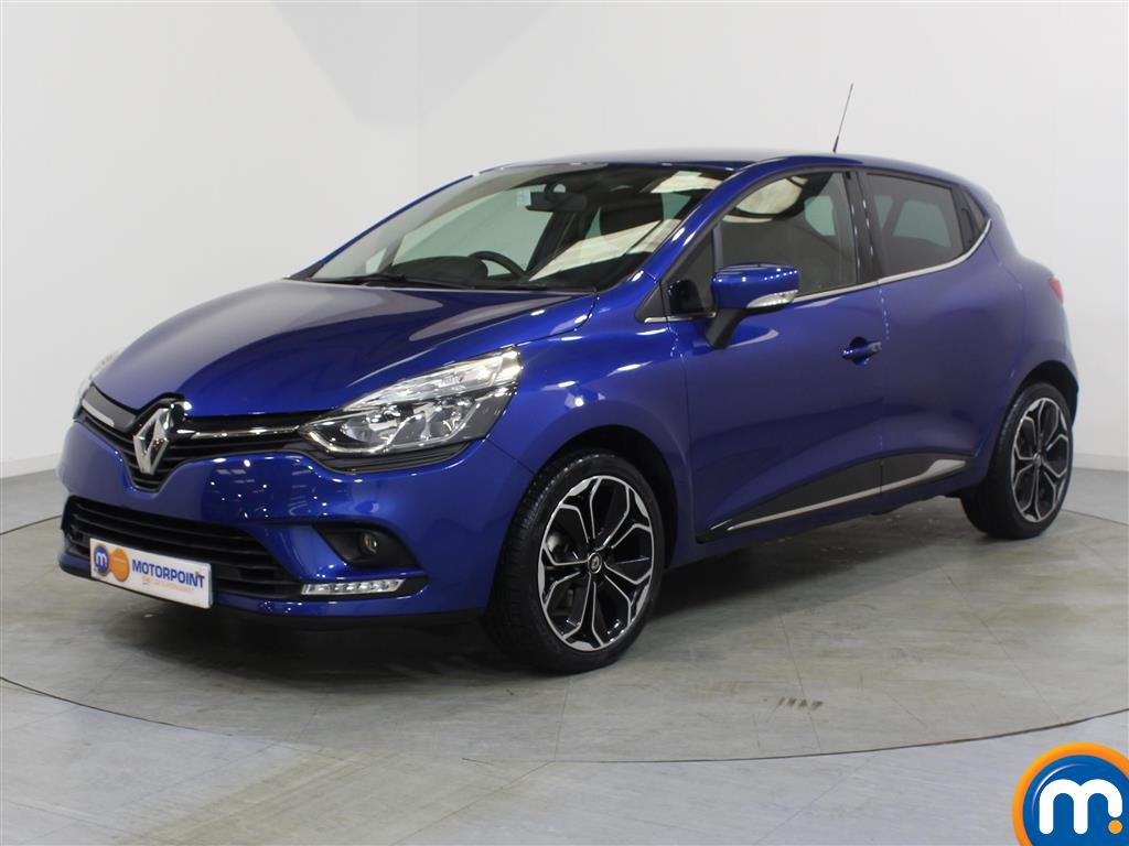 Renault Clio Iconic - Stock Number 1046710 Passenger side front corner