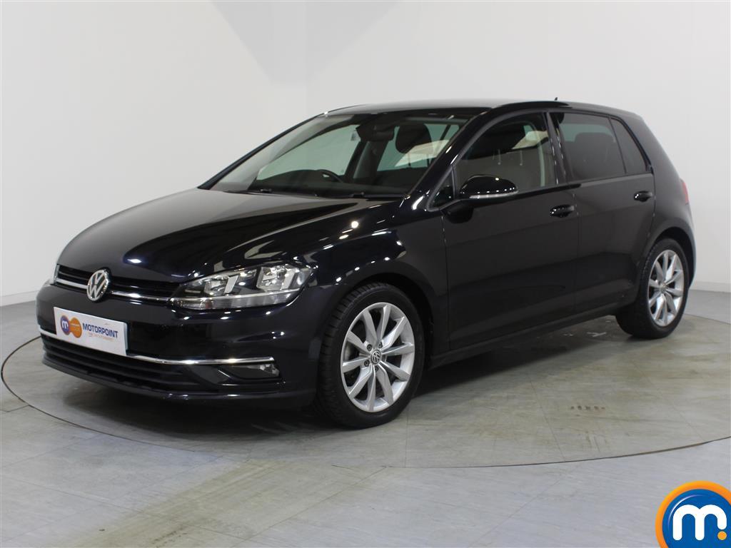 Volkswagen Golf GT - Stock Number 1047695 Passenger side front corner