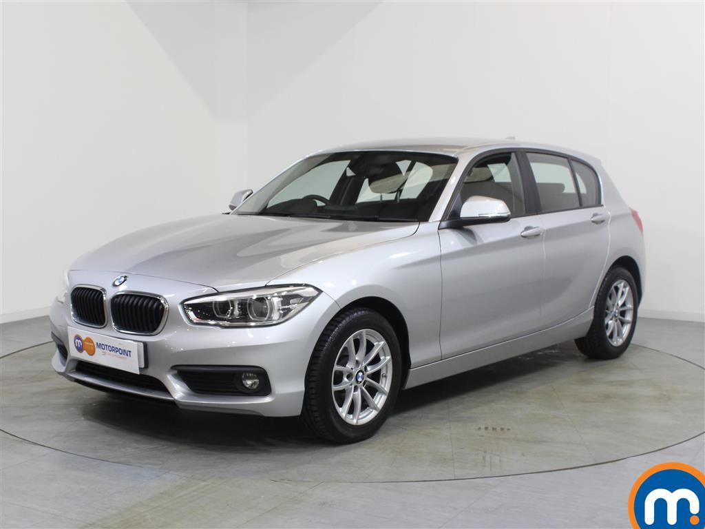 BMW 1 Series SE Business - Stock Number 1049444 Passenger side front corner