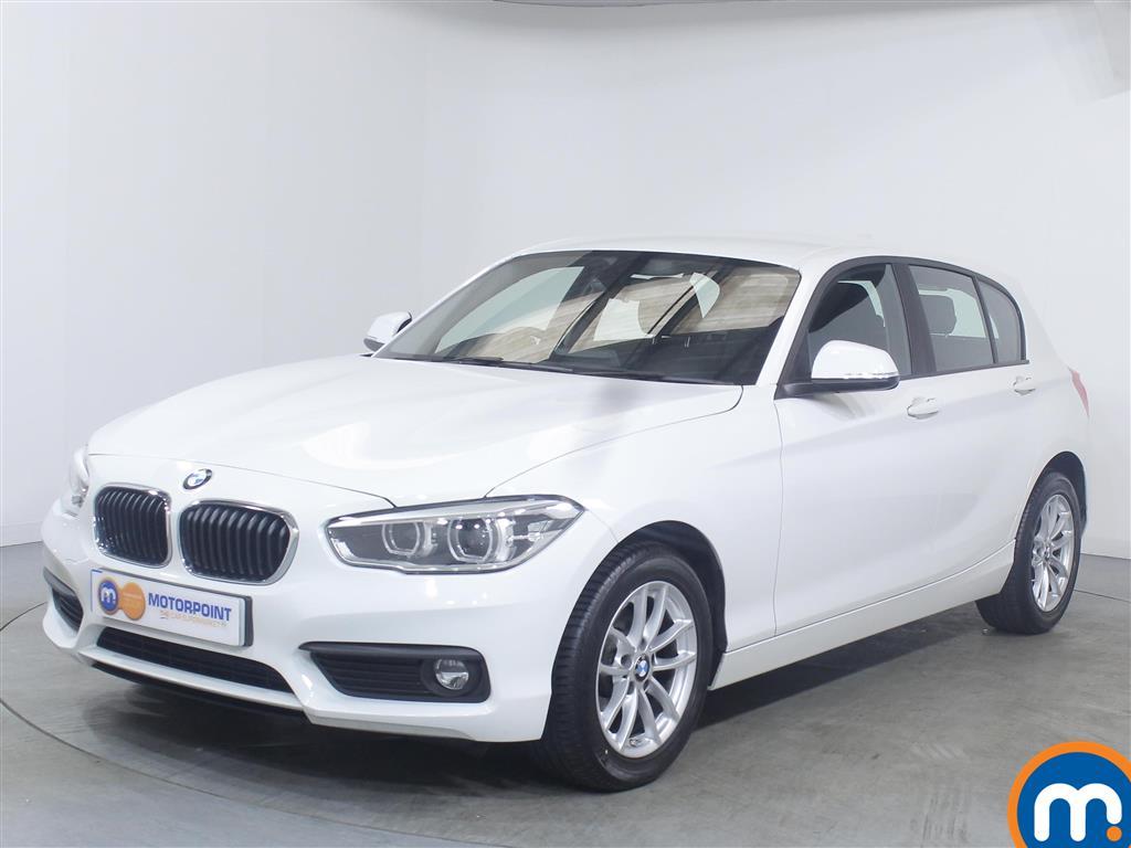 BMW 1 Series SE Business - Stock Number 1049342 Passenger side front corner